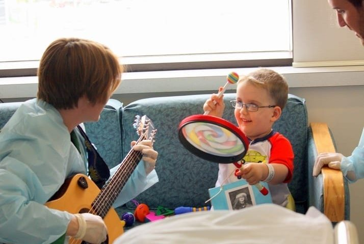 موسیقی درمانی