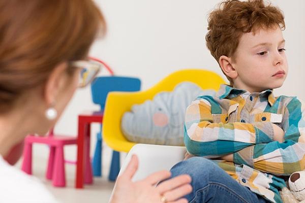 کاردرمانی در اختلالات رفتاری کودکان