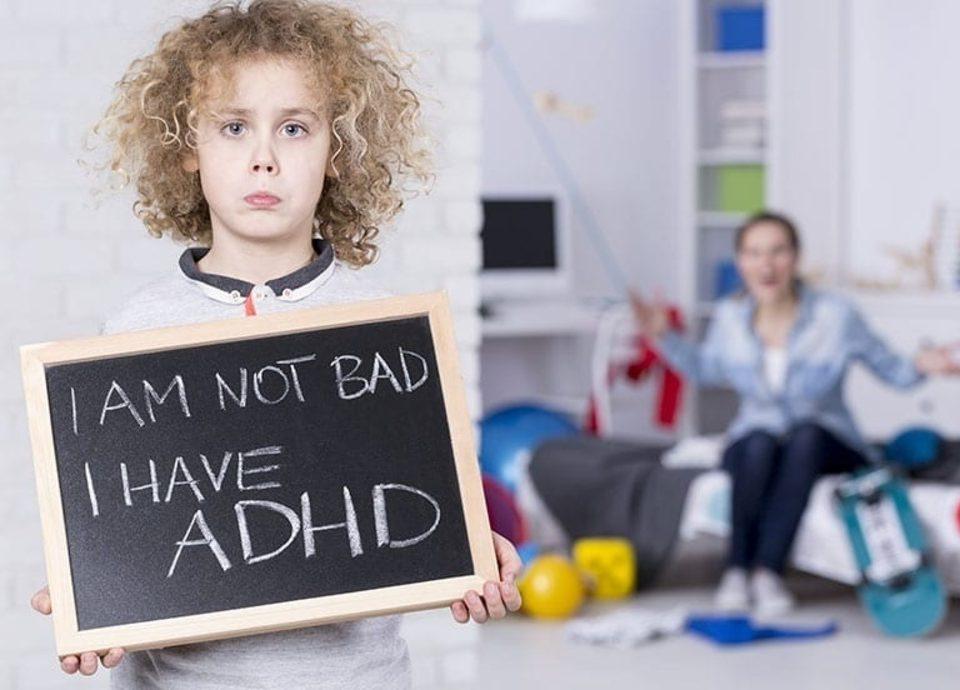 کاردرمانی کودکان بیش فعال