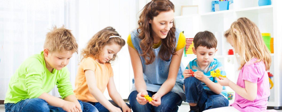 کاردرمانی ذهنی در کودکان دیرآموز