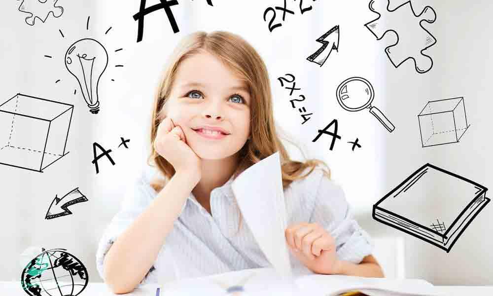 افزایش تمرکز کودکان در هنگام درس خواندن